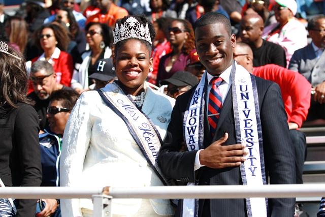 Miss and Mr Howard University 2014-2015