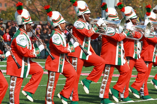 Florida A&M marching 100