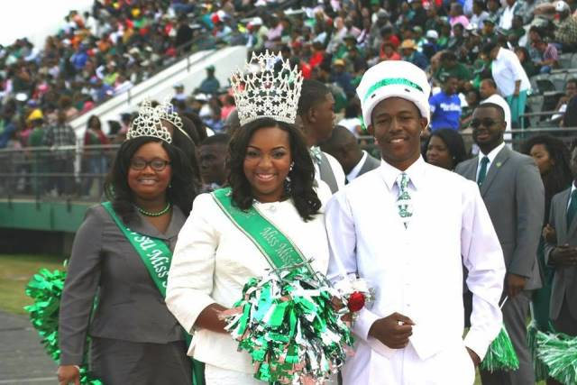 Miss and Mr Mississippi Valley State University 2...