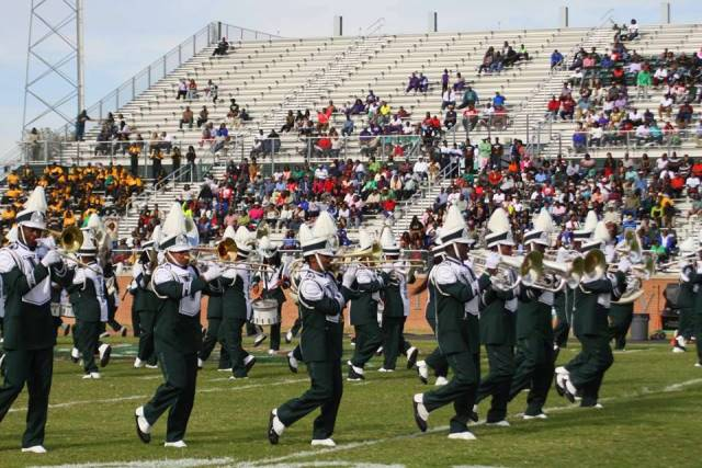 Mississippi Valley State marching band