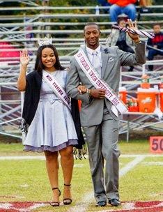 Miss and Mr Virginia Union University 2014-2015