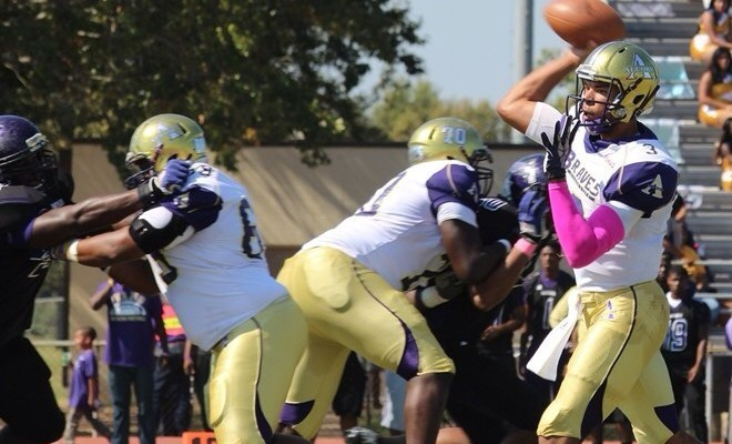Alcorn State Braves routes Prairie View A&M Panth...