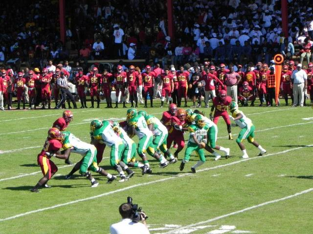 Tuskegee Golden Tigers down crushes Kentucky Stat...