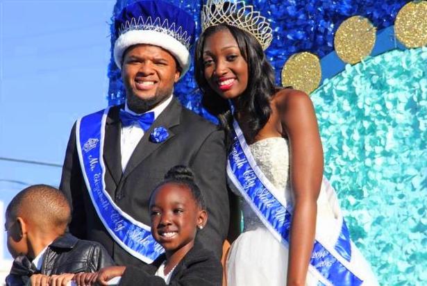 Mr and Miss Elizabeth City State University 2014-...