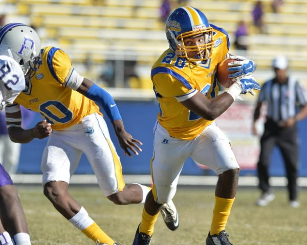 Fort Valley State tops Paine Lions for homecoming...