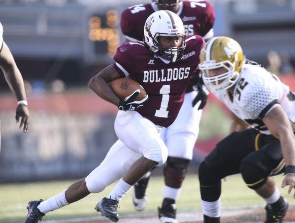 Alabama A&M Bulldogs come back and edge Alabama S...