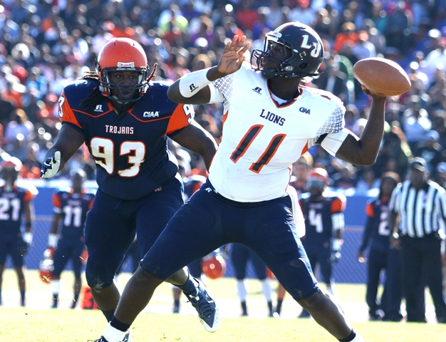 Virginia State Trojan ousts Lincoln Lion on homec...