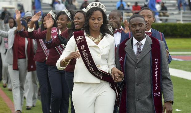 Miss and Mr South Carolina State University 2014-...