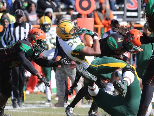 Norfolk State Spartans spoil Florida A&M Rattlers...