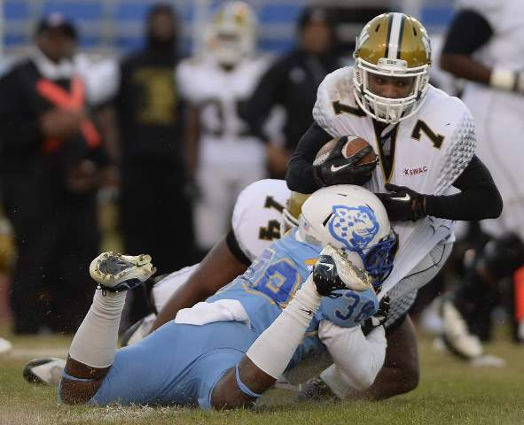 Southern rallies past Alabama State Hornets