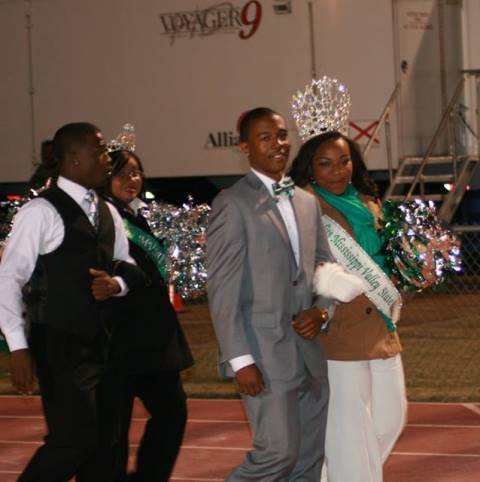 Miss Mississippi Valley State University 2014-201...