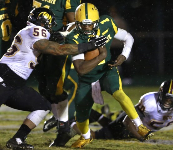 Bethune-Cookman Wildcats hold back Norfolk State ...