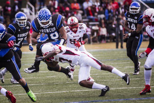 Fayetteville State Broncos fall to Winston-Salem ...