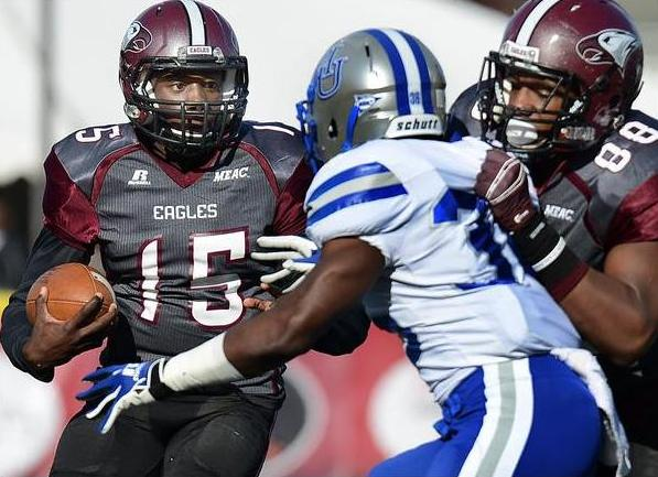 North Carolina Central Eagles hammer Hampton Pira...