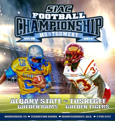 Albany State University vs Tuskegee University 20...