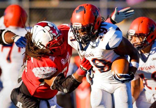 Virginia State freshmen quarterback leads Trojans...