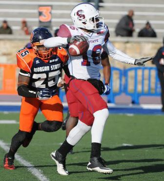Morgan State Bears knock off South Carolina State...