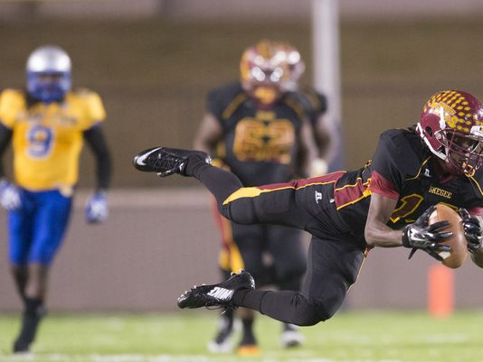 Tuskegee Golden Tigers hold off the Rams of Alban...