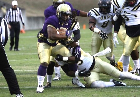 Alcorn State Braves dominate Arkansas-Pine Bluff