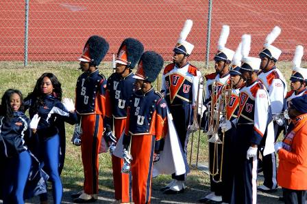 Virginia State marching band ready to perform at ...
