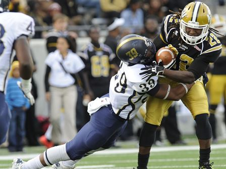 Alabama State Hornets fly pass Stillman Tigers in...