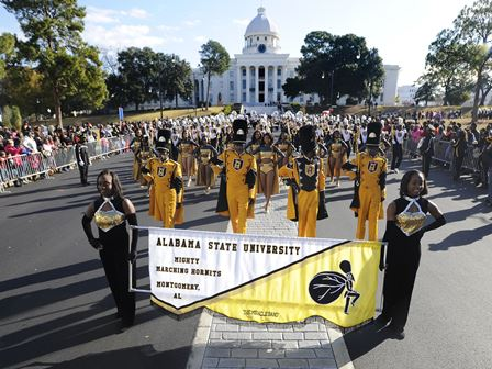 Alabama State Marching Hornets are ready for the ...
