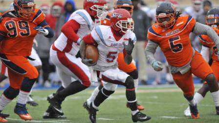 Morgan State Bears maul Delaware State Hornets