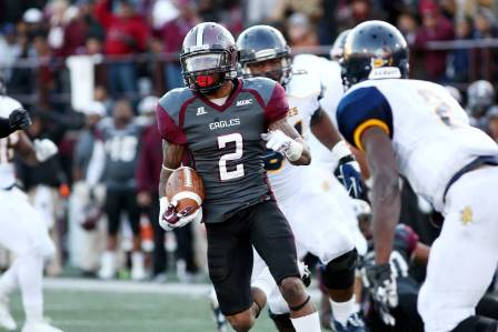 North Carolina Central Eagles upset North Carolin...