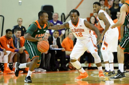 Florida A&M Rattlers takes on Clemson Tigers