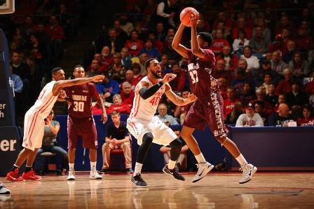 Alabama A&M Bulldogs falls to Dayton Flyers