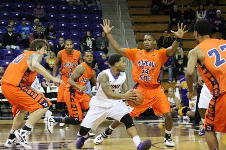 Morgan State comes up short against Northern Iowa...