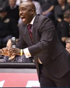 Grambling State Tigers head coach Shawn Walker ye...
