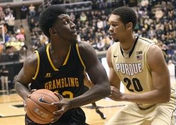 Grambling State Tigers looks to shoot around Purd...