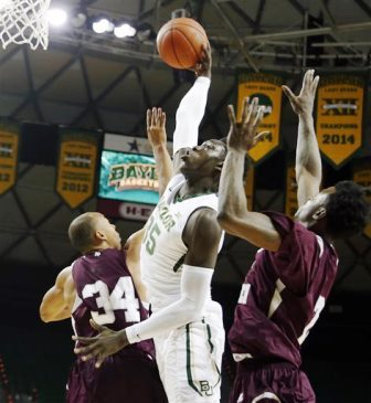 Texas Southern Tigers fall to Baylor Bears