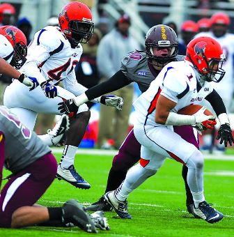 Virginia State falls to Bloomsburg in second roun...