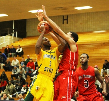 Norfolk State triumphs in overtime thriller again...
