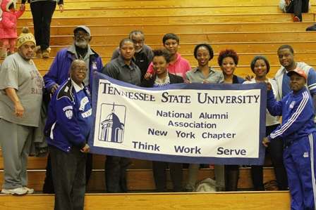 "Tennessee State ""New York Alumni"" suppo..."