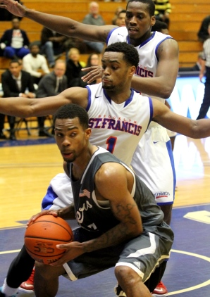 Tennessee State Tigers fall to Saint Francis Broo...