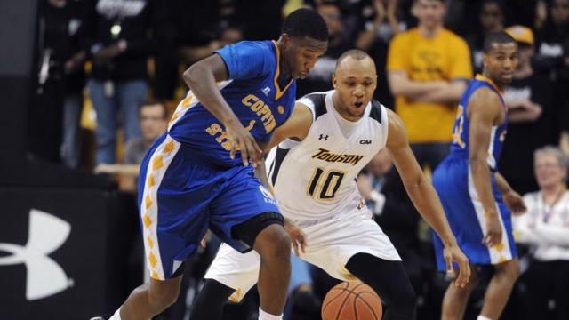 Coppin State can't keep up with Towson State