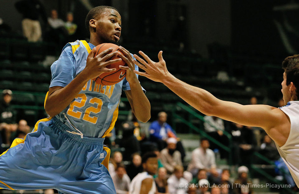 Southern Jaguars rebounds against Tulane Green Wa...