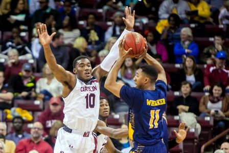 North Carolina A&T Aggies can't keep up the ...