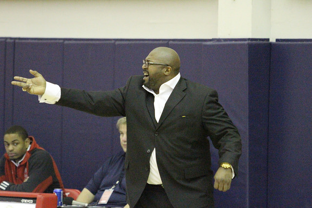 University of Maryland Eastern Shore head coach B...