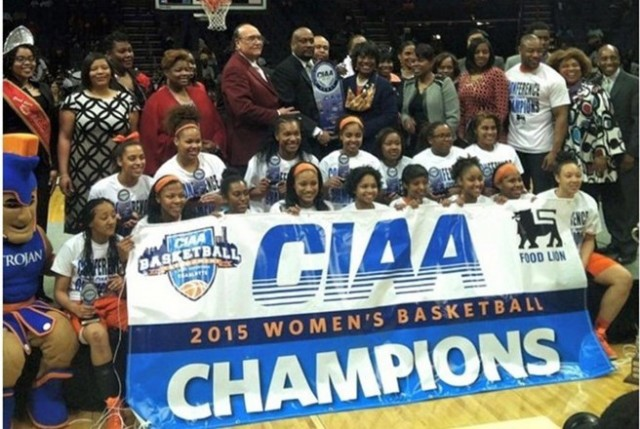 Virginia State University Trojans clinched the 20...