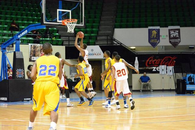 Tuskegee upend Albany State during the 2015 SIAC ...