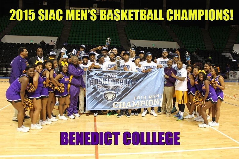 Benedict Tigers capture 2015 SIAC basketball crow...
