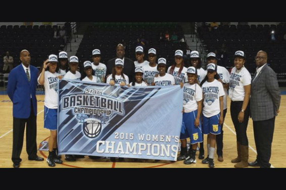 Albany State captured the 2015 SIAC Women's ...