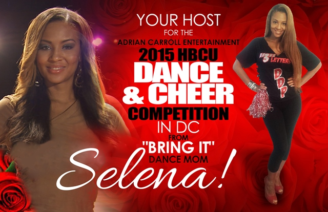 Selena Johnson -Bring It will be at the HBCU Danc...