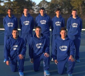 Chowan Hawks Capture CIAA Regular Season Tennis T...