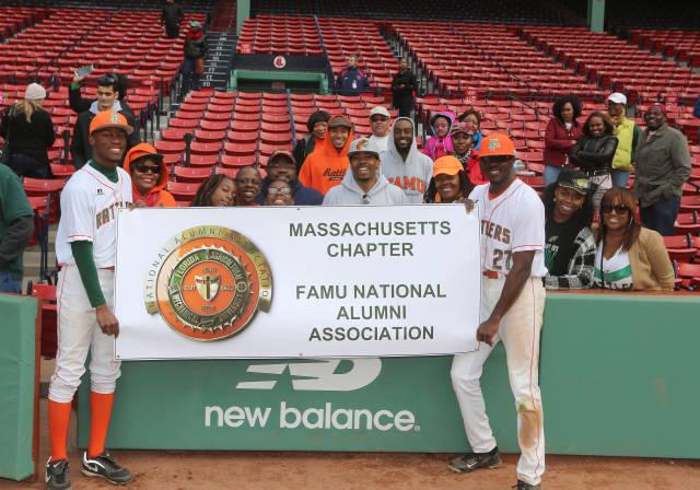 FAMU Rattlers at Fenway Park - Boston, MA