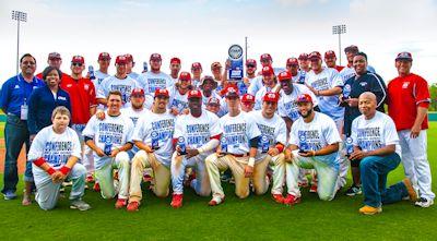 Winston-Salem State University 2015 CIAA Baseball...